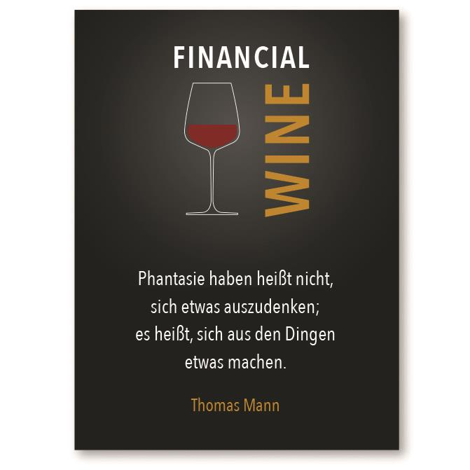 Financial Wine No.2 Imagination