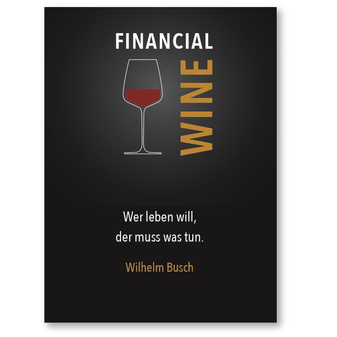 Financial Wine No.3 Progress