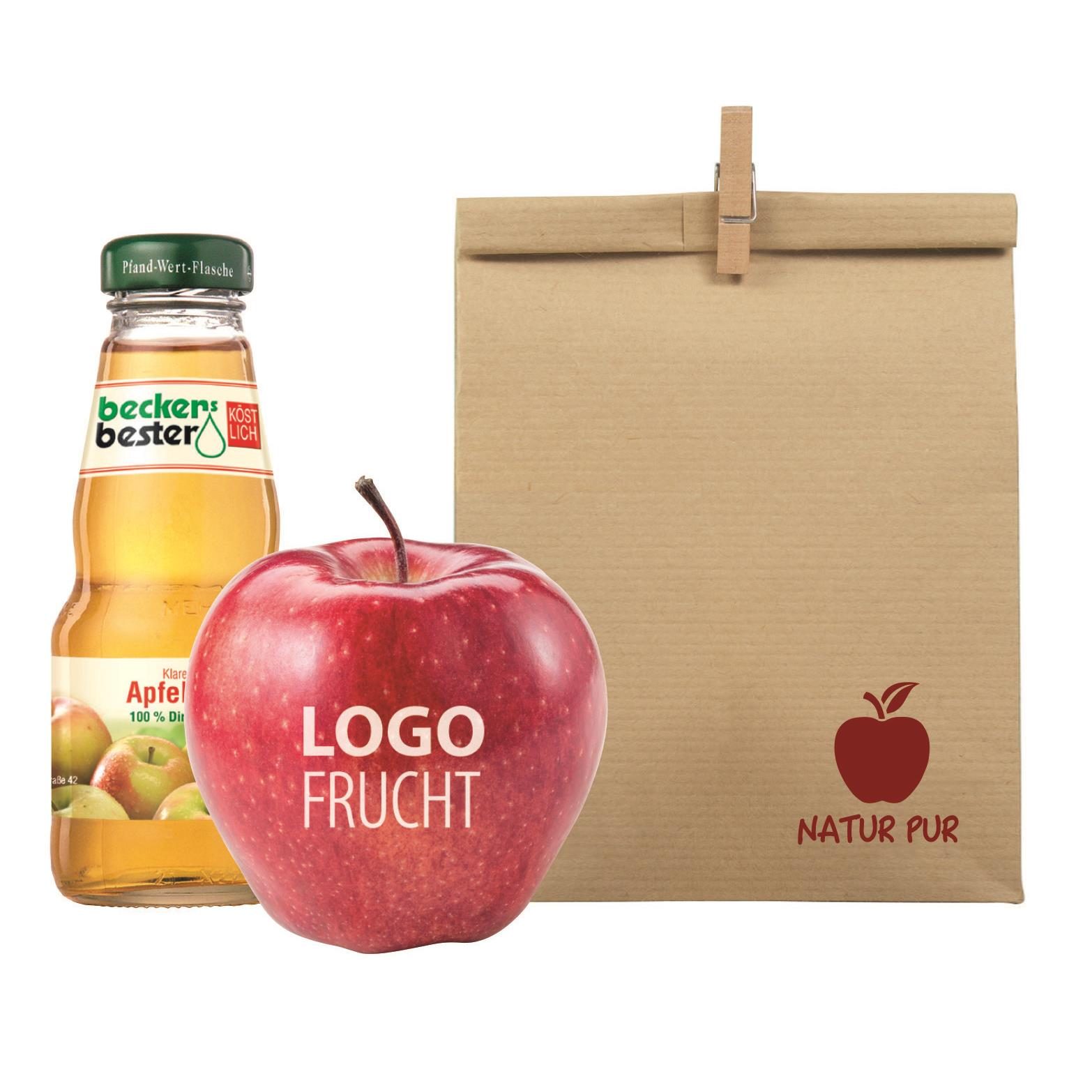 LogoFrucht Juice Bag