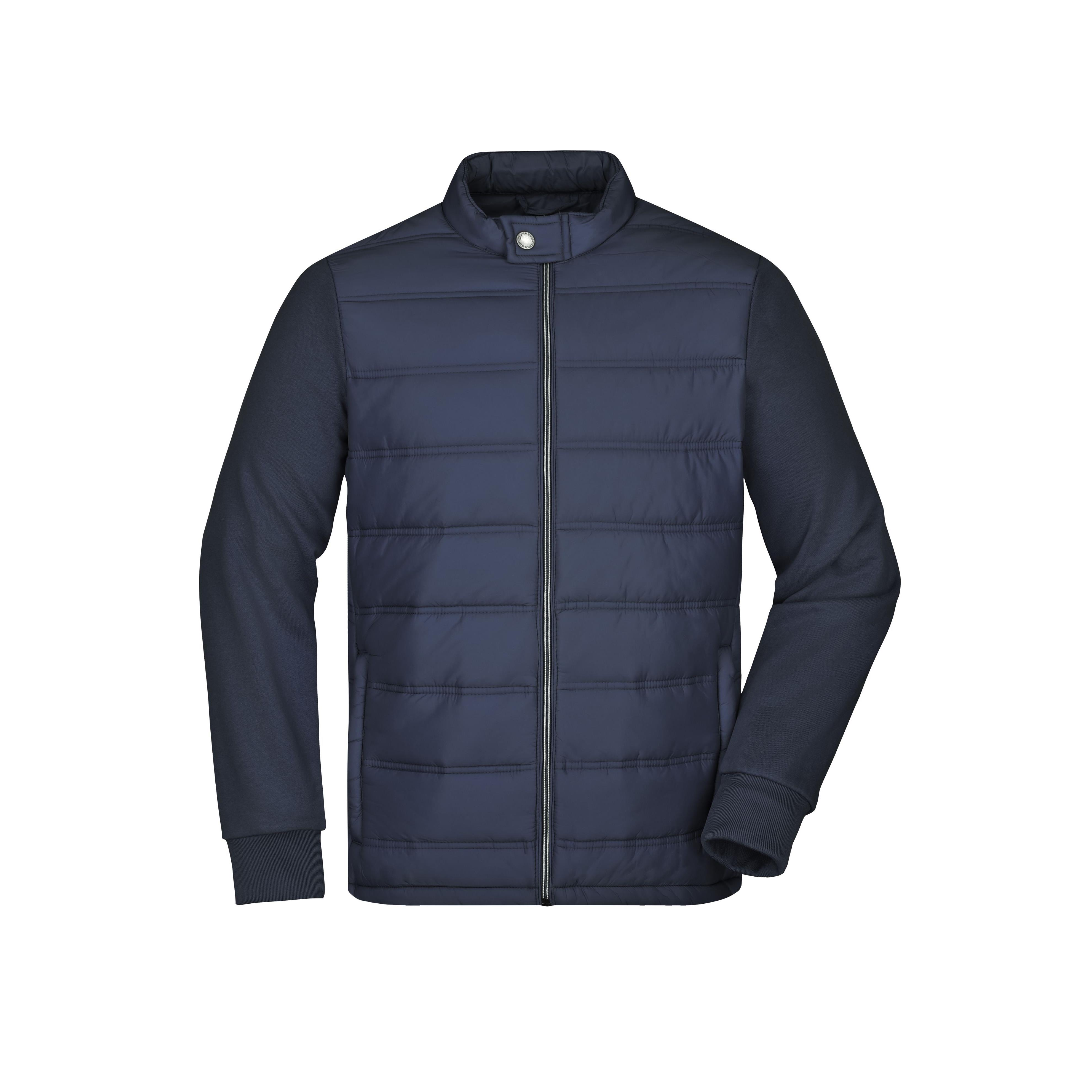 Men´s Hybrid Sweat Jacket