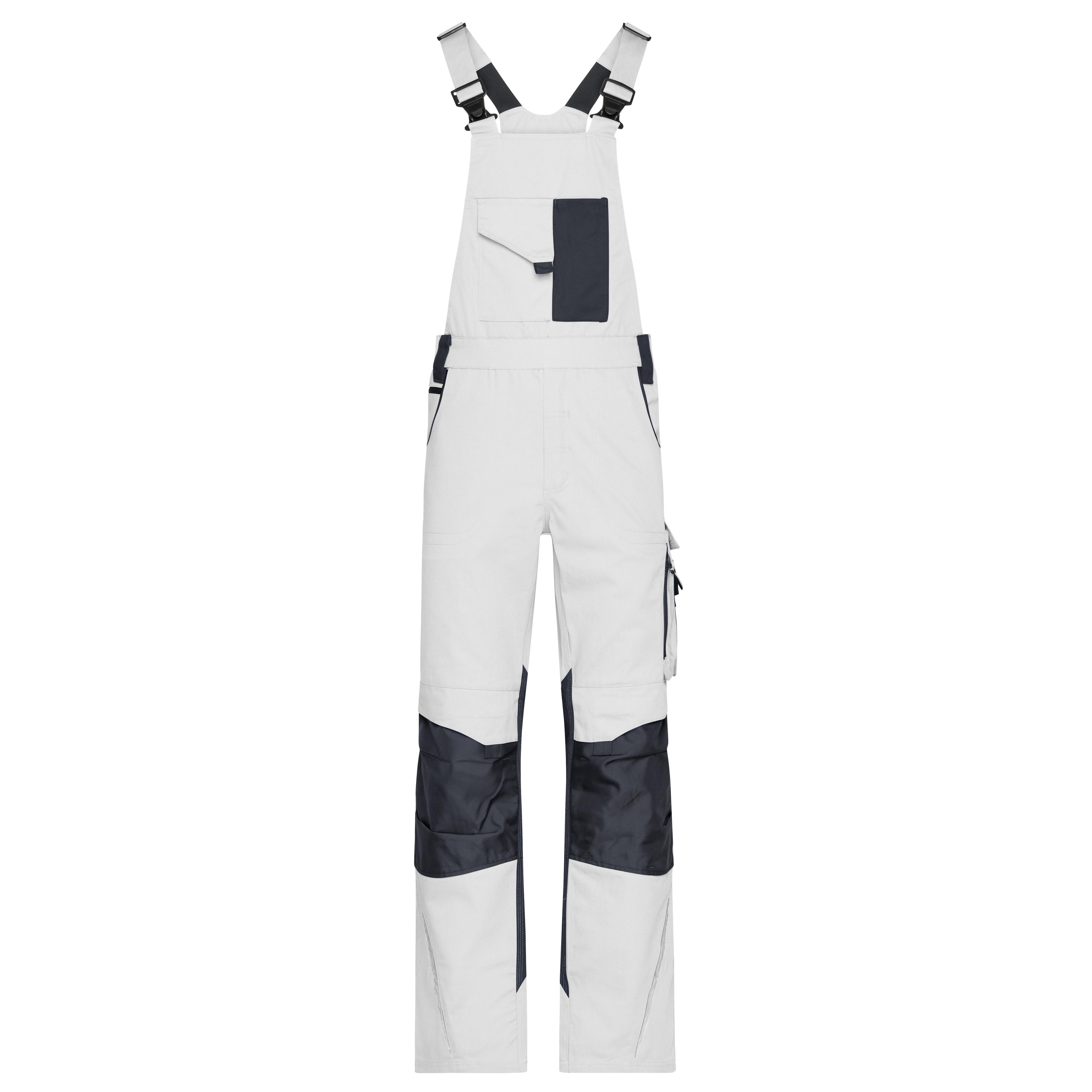 Workwear Pants with Bib - STRONG -