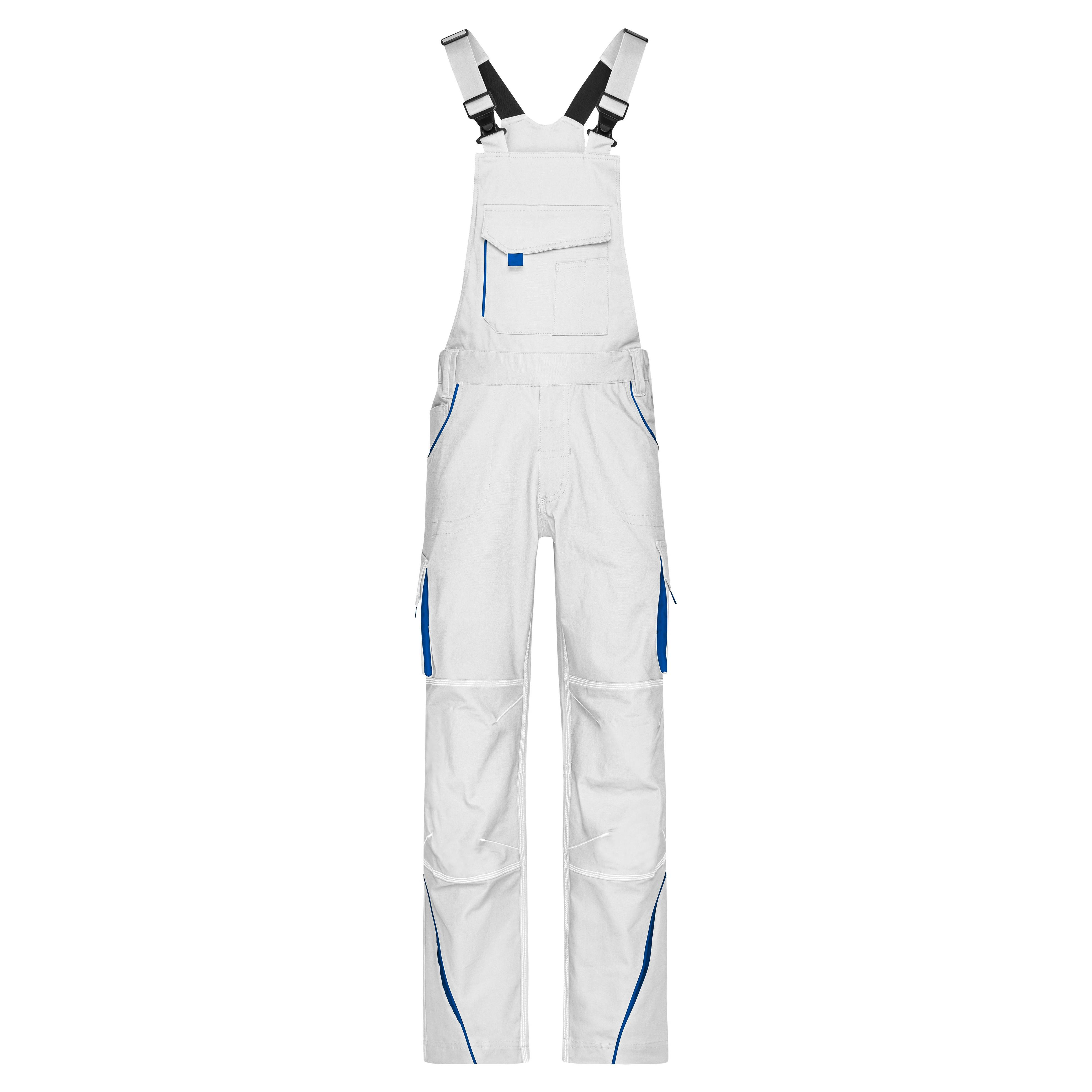 Workwear Pants with Bib - COLOR -